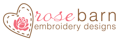 Rosebarn Embroidery Designs